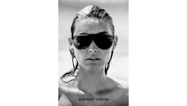 Elsa Hosk für District Vision (Bild: www.PPS.at)