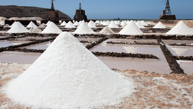US-Studie: Meersalz mit Mikroplastik verschmutzt (Bild: Daniel Ernst/stock.adobe.com)