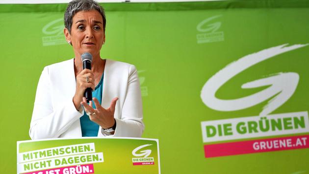 Ulrike Lunacek (Bild: APA/HELMUT FOHRINGER)