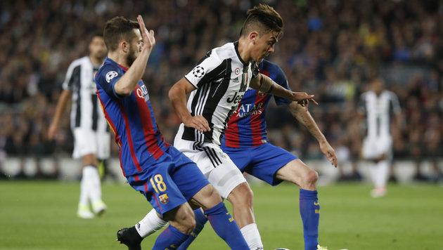 CL-Auftakt mit Schlager Juventus gegen Barcelona (Bild: AFP)