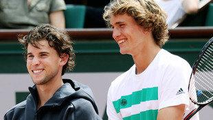Wiener ATP-Turnier: Thiem und Zverev als Zugpferde (Bild: GEPA)