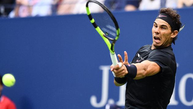 US-Open: Nadal holt sich zum dritten Mal den Sieg (Bild: AFP)
