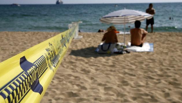 Drei Vergewaltigungen an einem Tag auf Mallorca (Bild: AFP)