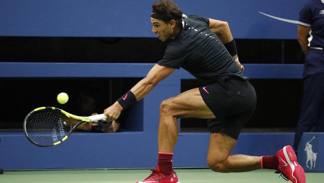 US-Open: Nadal holt sich zum dritten Mal den Sieg (Bild: AP)