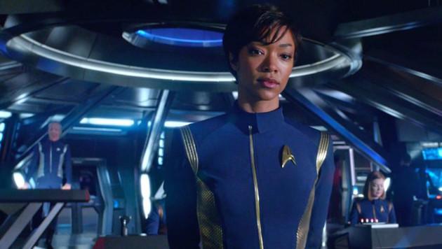 """Zehn Jahre vor Kirk: """"Star Trek"""" kehrt zurück (Bild: CBS)"""