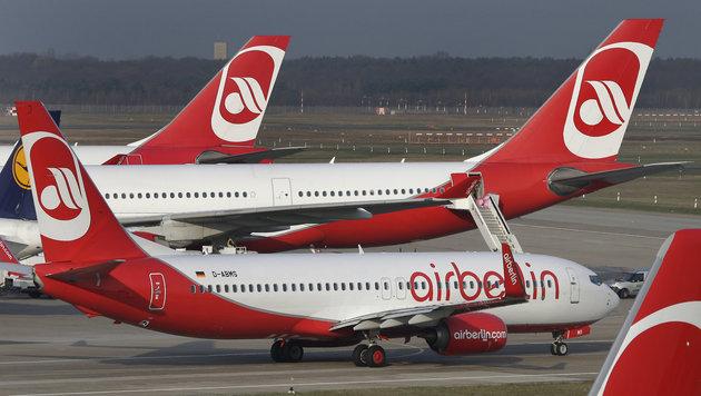 Air Berlin: Eurowings und Verdi vereinbaren Regeln (Bild: AP)