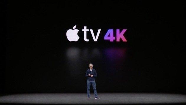 Apple 4K TV ab dem 22. September erhältlich (Bild: Apple)