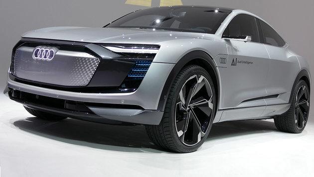 Audi kündigt digitalen Assistenten fürs Auto an (Bild: Stephan Schätzl)