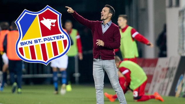Das ging schnell! SKN St. Pölten hat neuen Coach (Bild: GEPA)