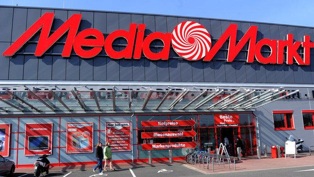 Media Markt bietet Produkte zur Miete an (Bild: AFP)