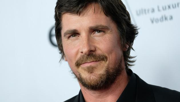 Zum Vergleich: So sah Christian Bale noch vor fünf Monaten aus. (Bild: AFP)