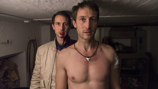 """David Rott spielt im Krimi-Drama """"Bad Cop"""" eine Doppelrolle. (Bild: RTL)"""