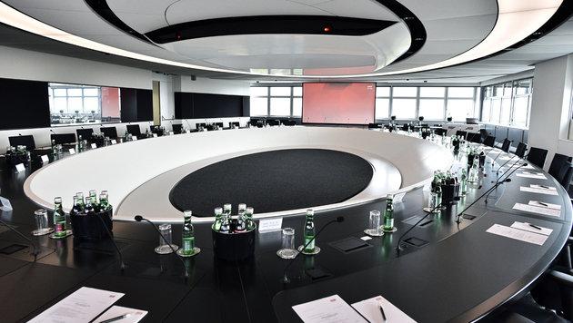 Heftige Urlaubsdiskussion im ORF-Publikumsrat (Bild: APA/HANS PUNZ)