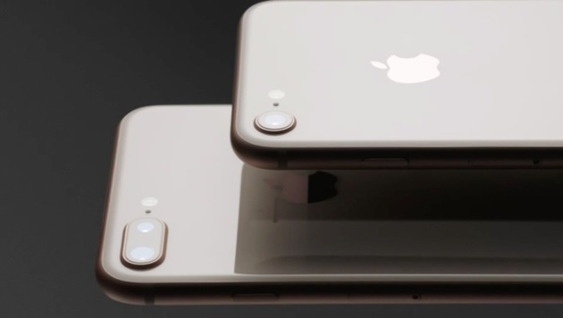 iPhone 8: Kaputte Rückseite teurer als LCD-Tausch (Bild: Apple)