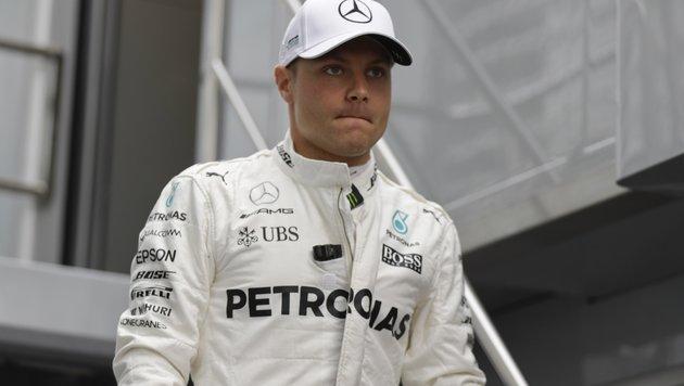 Entscheidung gefallen! Mercedes setzt auf Bottas (Bild: AP)