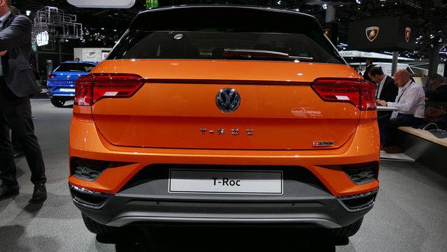 VW T-Roc (Bild: Stephan Schätzl)