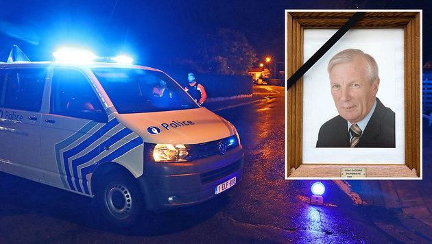 Wurde Bürgermeister Alfred Gadenne aus Rache getötet? (Bild: AFP)