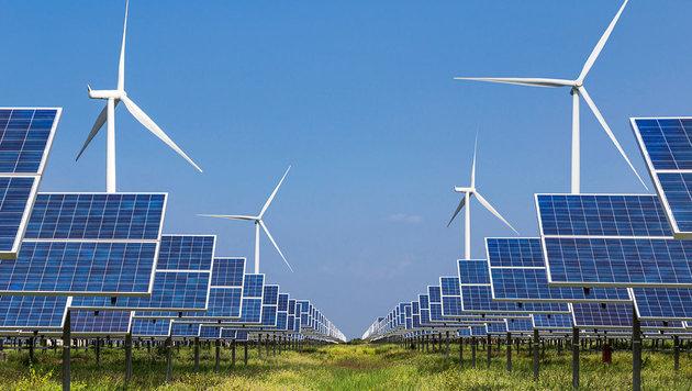 E-Branche will bis 2030 mehr Wind- und Wasserkraft (Bild: stock.adobe.com)