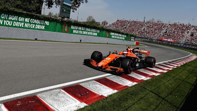 McLaren-Trennung von Honda scheint beschlossen (Bild: Getty Images)