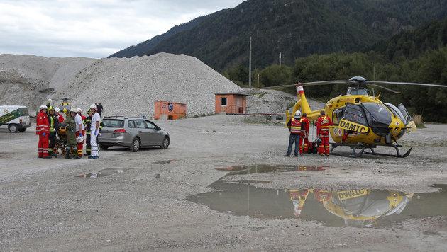 Toter und acht Verletzte bei Tunnel-Unfall! (Bild: laumat.at/Matthias Lauber)