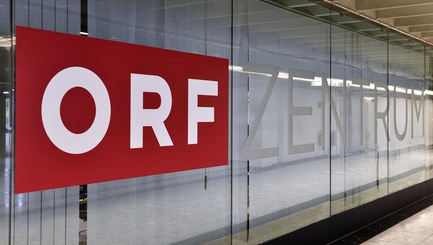 ORF-Chefs gönnen sich Sitzungssaal um 770.000 Euro (Bild: APA/HANS PUNZ)