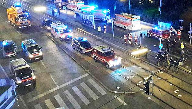 Fünf Menschen bei Explosion in Wohnung verletzt (Bild: facebook.com/Viyana Manset Haber)