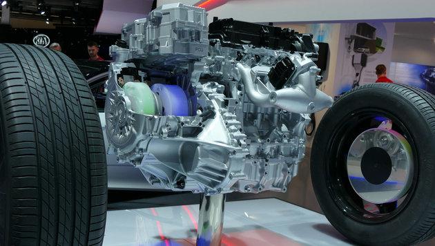 Hondas neuer Hybrid-Benziner hat kein Getriebe! (Bild: Stephan Schätzl)