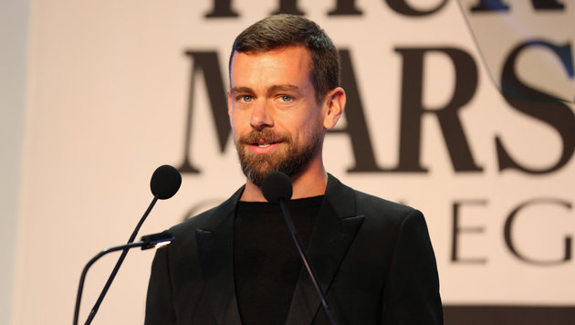 Twitter-Chef Jack Dorsey (Bild: AFP/Getty Images/Teresa Kroeger)