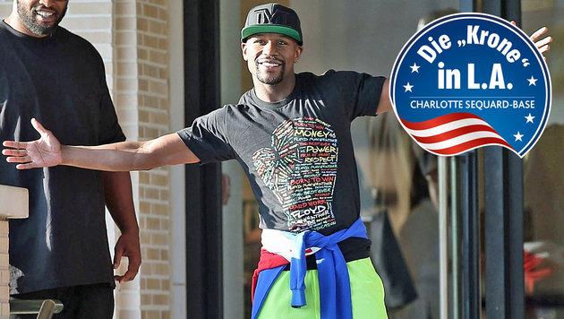 Boxer Mayweather kauft Villa um 26 Mio. Dollar (Bild: www.PPS.at)