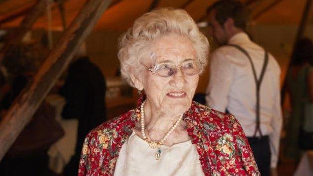 Pensionistin Hermine G. aus Salzburg (Bild: Privat/www.stefanhobmaier.com)