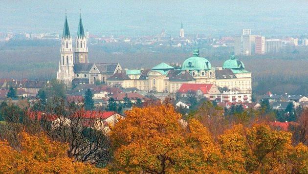 Stift Klosterneuburg soll Pädophilen gedeckt haben (Bild: Robert Jäger)