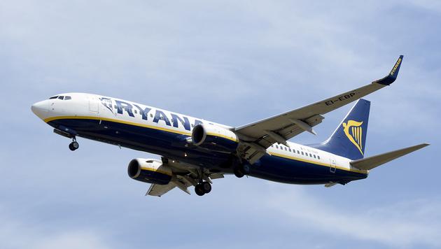 Keine Streiks mehr: Ryanair-Passagiere atmen auf (Bild: AFP)