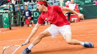 Thiem siegt erneut! Davis-Cup-Team schlägt Rumänen (Bild: APA/EXPA/SEBASTIAN PUCHER)