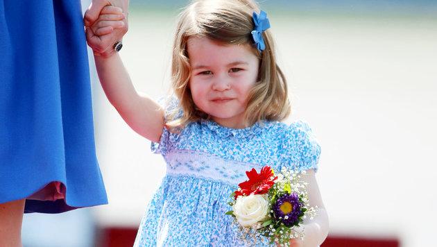 Prinzessin Charlotte (2) kommt in den Kindergarten (Bild: www.PPS.at)