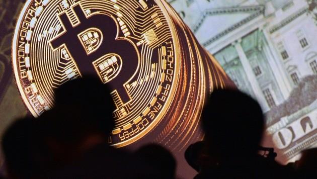 Bitcoin durchbricht erstmals Marke von 5000 Dollar (Bild: AFP)