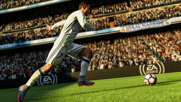 eBundesliga sucht den besten FIFA-Spieler! (Bild: EA)