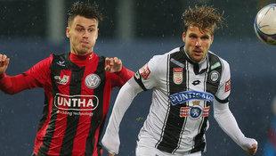 Sturm zittert sich gegen Anif ins Cup-Achtelfinale (Bild: GEPA)
