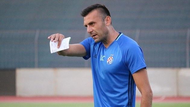 Dinamo-Zagreb-Trainer vor seinem Haus verprügelt (Bild: facebook.com)