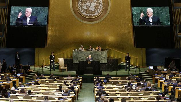 UN-Dringlichkeitssitzung über Jerusalem einberufen (Bild: AP)