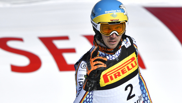 Felix Neureuther: Olympia-Startverzicht denkbar (Bild: AFP)