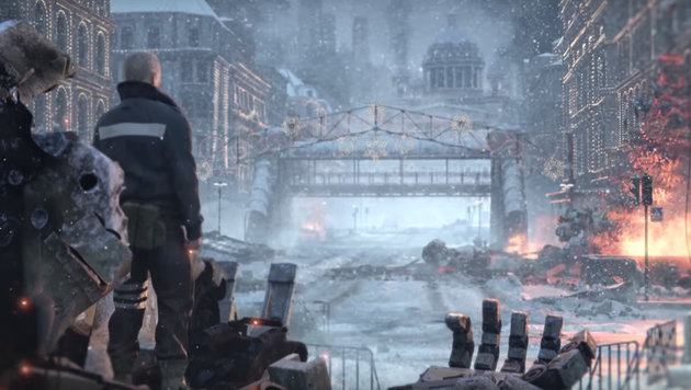 """""""Left Alive"""": Survival-Shooter für PS4 angekündigt (Bild: YouTube.com)"""