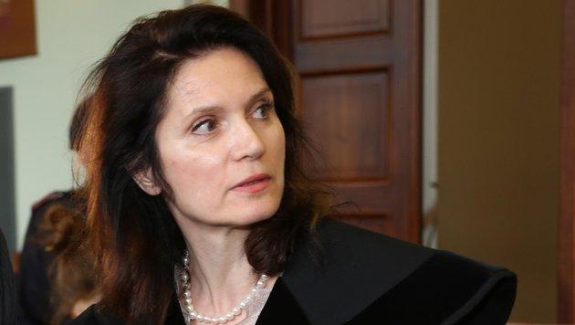 Anwältin Astrid Wagner (Bild: Helmut Horvath)