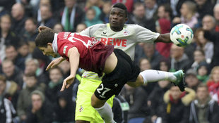 1. FC Köln erringt in Hannover 1. Punkt der Saison (Bild: AP)