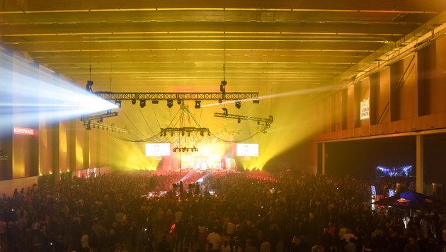 Welser Konzert Nach Bombendrohung Abgebrochen