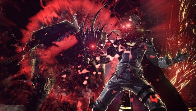 """Code Vein"": Harte RPG-Kost mit Blutsaugern (Bild: Bandai Namco)"