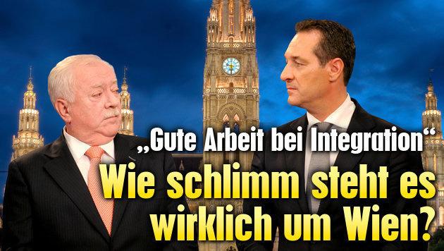 Wie schlimm steht es wirklich um Wien?