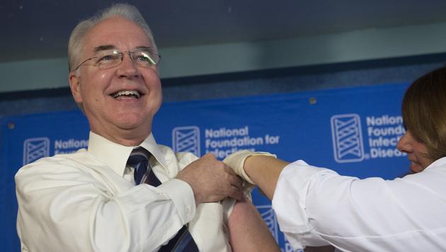 US-Gesundheitsminister Price wirft das Handtuch (Bild: AFP)