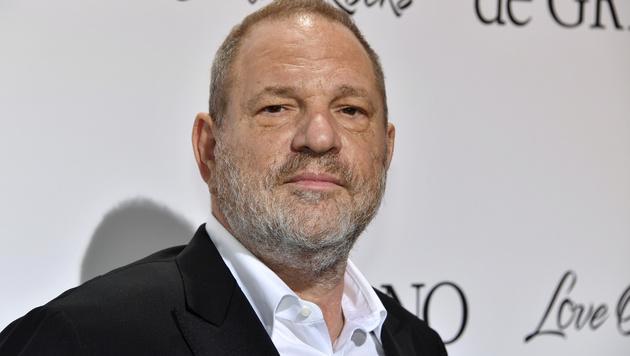 Harvey Weinstein (Bild: AFP)