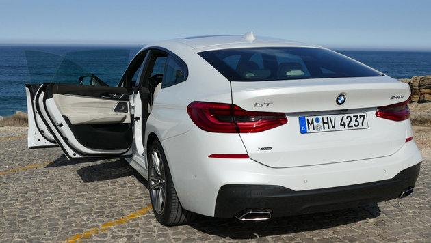 BMW 6er GT: Sportschaukel zum Reiserasen (Bild: Stephan Schätzl)
