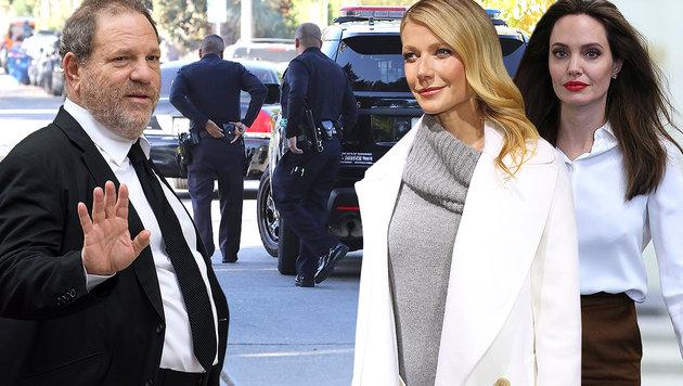 Jetzt ermittelt das FBI gegen Harvey Weinstein (Bild: www.pps.at, face to face)